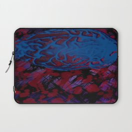 Synapses Firing Laptop Sleeve