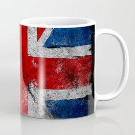 Great Britain grunge flag Coffee Mug