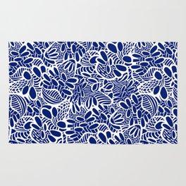 Banksia Blue Rug