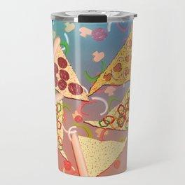 Pizza (A Reverie) Travel Mug