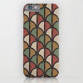 Mosaic - Roman (Pompeii) iPhone Case