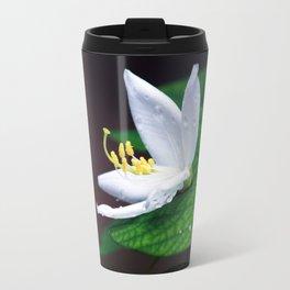 drop that flower Travel Mug
