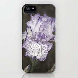 Waves of Purple iPhone Case