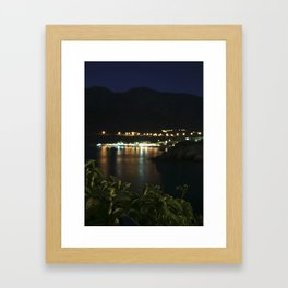 Crete, Greece 11 Framed Art Print