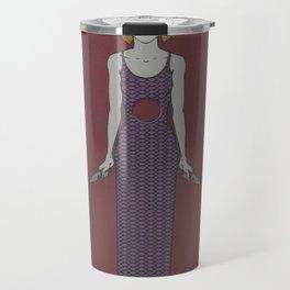 Showdown (Tigerlily) Travel Mug
