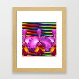 Nostalgia Colorida Framed Art Print