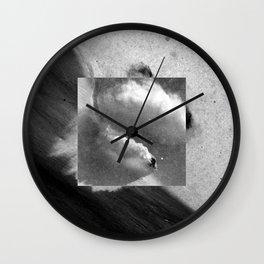 Square - Off-piste Wall Clock