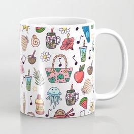 Summer pattern Coffee Mug