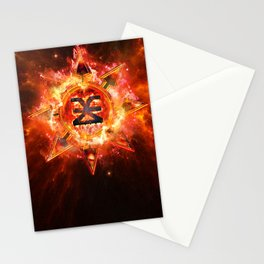 Chaos Icon - Khorne Stationery Cards