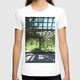 Garden Sky View T-shirt