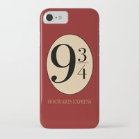dumbledore iPhone & iPod Cases featuring HARRY POTTER by Sophie