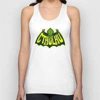 cthulhu Tank Tops featuring Cthulhu by Buby87