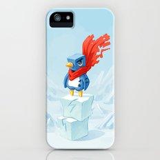 Super Penguin Slim Case iPhone (5, 5s)