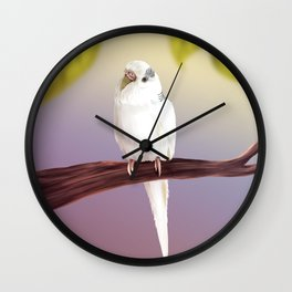 Yuffie Wall Clock