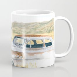 The Quick And The Dead Coffee Mug