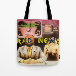 RAD NEWS Tote Bag