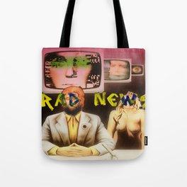 RAD NEWS Tote Bag