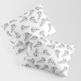 Jordan 1 OG Grey Pattern Pillow Sham