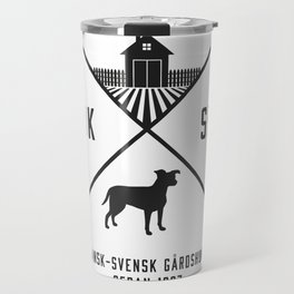 Since 1987 - black Travel Mug
