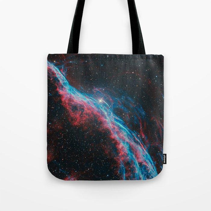 Veil Nebula Tote Bag