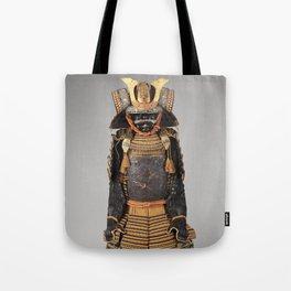 Historical Samurai Armor Photograph (17th-18th Century) Tote Bag
