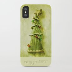 Christmas Tree  iPhone X Slim Case
