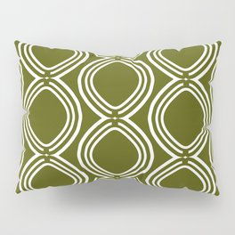 Hatchees (Olive Green) Pillow Sham