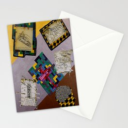 Tribute to Leonardo da Vinci Stationery Cards