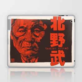 TAKESHI KITANO Laptop & iPad Skin