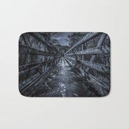 Scary Bridge Bath Mat