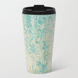 Pastel Mermaid Travel Mug