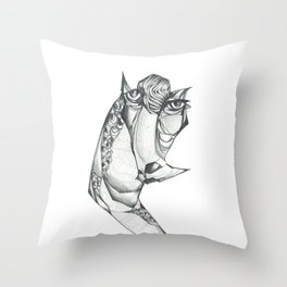 A Horse is a Horse of Sorts of Sorts Throw Pillow
