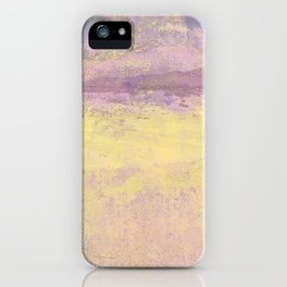 Impressions from Skye iPhone Case