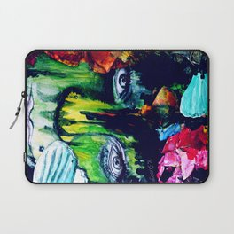 Two Tickets to Paradise Laptop Sleeve