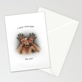 Pale Man, Pan's Labyrinth, Valentines Stationery Cards