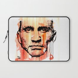The fighter Laptop Sleeve