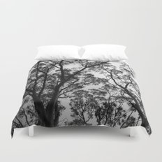 Nature into Me Duvet Cover