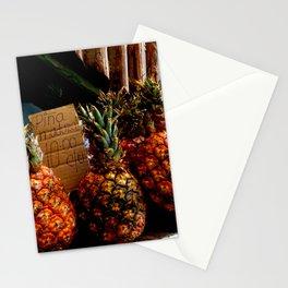 Cuban Fruit sale Stationery Cards