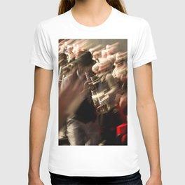 Jazz musician trumpet player T-shirt