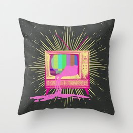 COLORVISION Throw Pillow