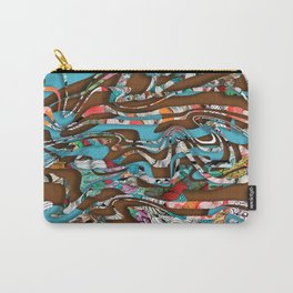 Matted 02 Carry-All Pouch