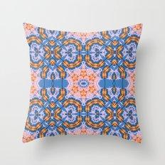 Kaleidoscope #3 Throw Pillow