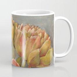 Peonies in Pink Coffee Mug
