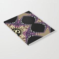 Golden Berry Om Sunshine Notebook
