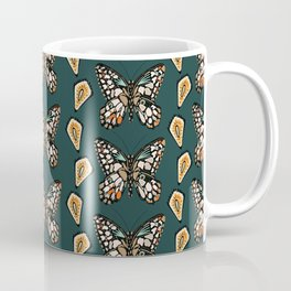 Mary's Butterfly Garden Coffee Mug
