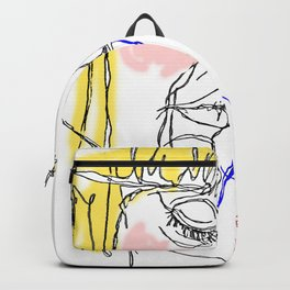 Layers in Primary Backpack