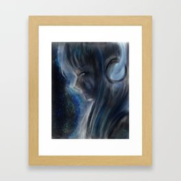 Let the music in you come to life Framed Art Print