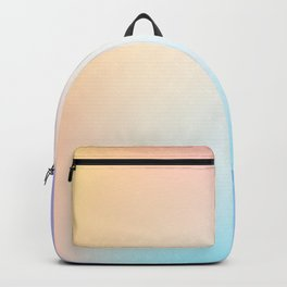 EUPHORIA / Plain Soft Mood Color Tones Backpack