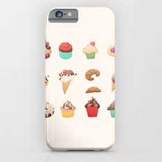 Desserts Slim Case iPhone 6s