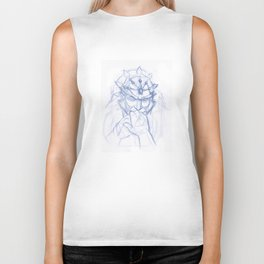 Your Highness - Sketch Biker Tank